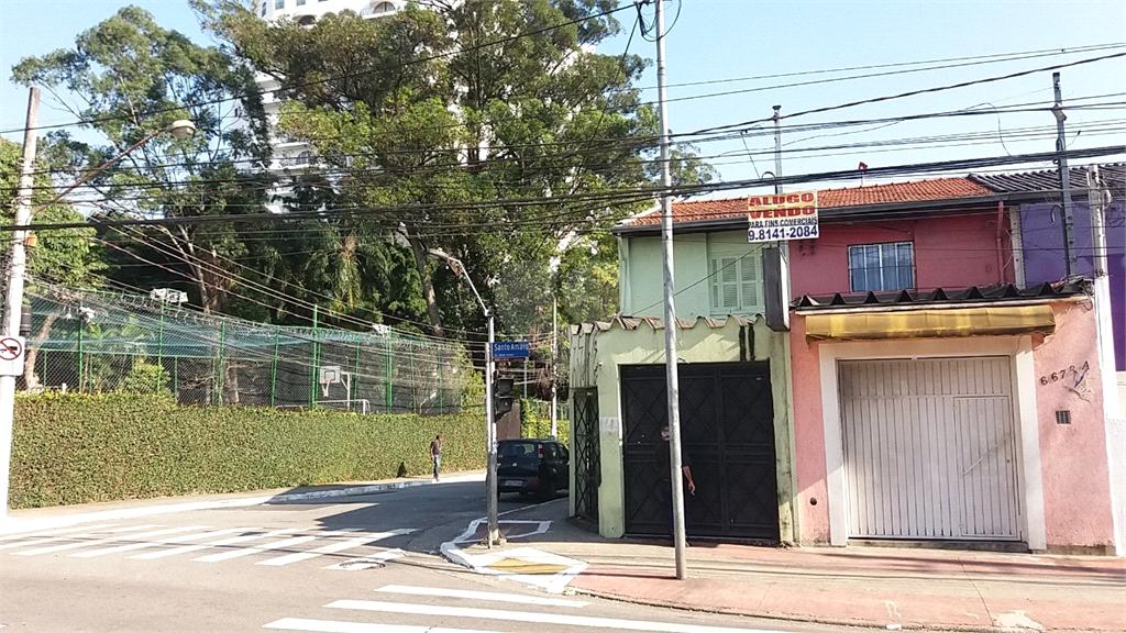 Venda Casa São Paulo Santo Amaro REO476196 15
