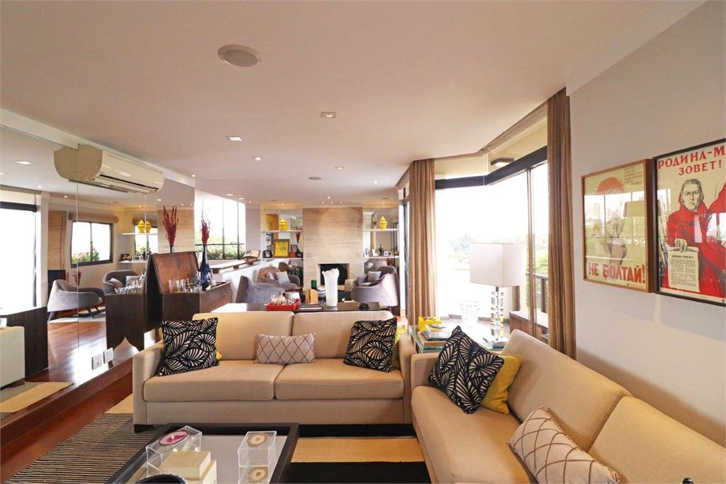 Venda Apartamento São Paulo Vila Madalena REO476609 11