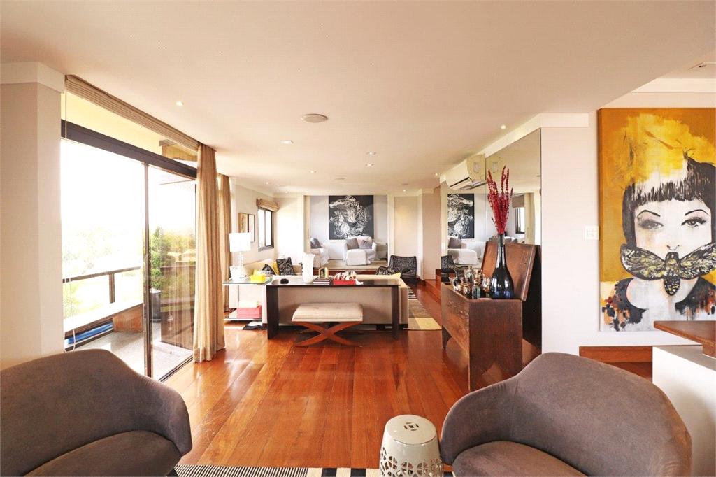 Venda Apartamento São Paulo Vila Madalena REO476609 29