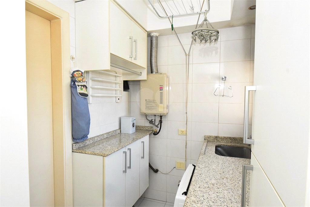 Venda Apartamento São Paulo Vila Suzana REO477485 23