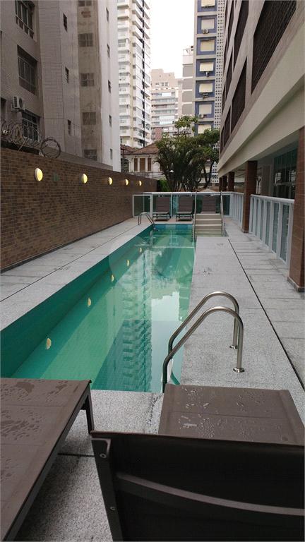 Venda Apartamento Santos Pompéia REO478691 1