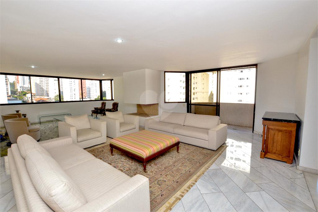 Venda Apartamento São Paulo Cerqueira César REO479999 2