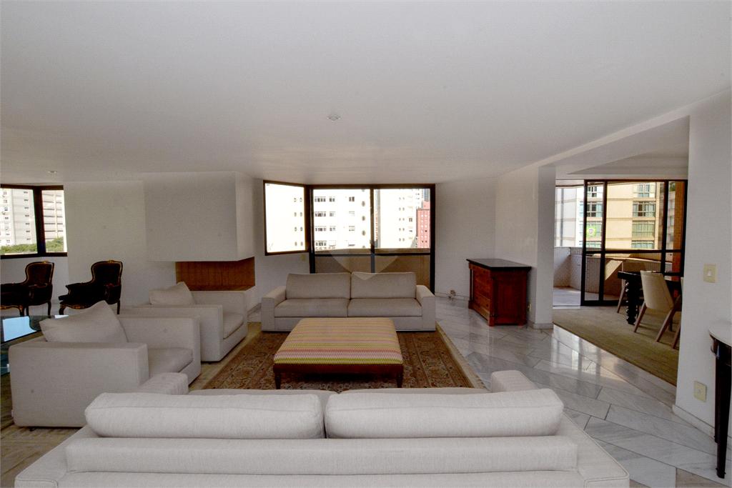 Venda Apartamento São Paulo Cerqueira César REO479999 47