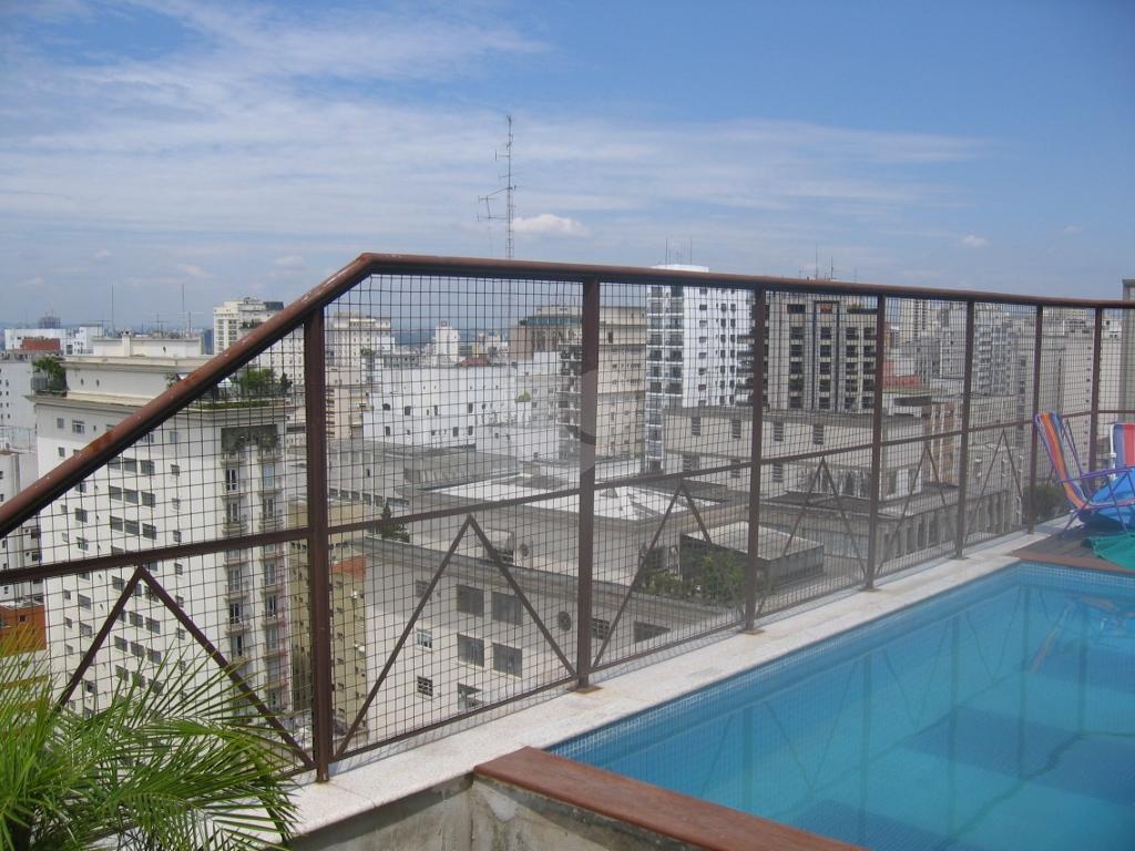Venda Cobertura São Paulo Cerqueira César REO48021 36