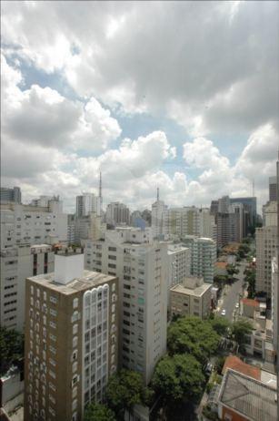 Venda Cobertura São Paulo Cerqueira César REO48021 26