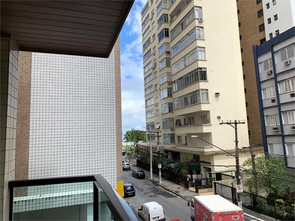 Venda Apartamento Santos Aparecida REO480218 1