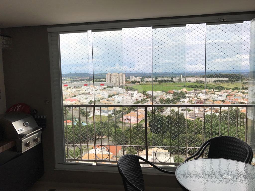 Venda Apartamento Sorocaba Parque Campolim REO480434 8