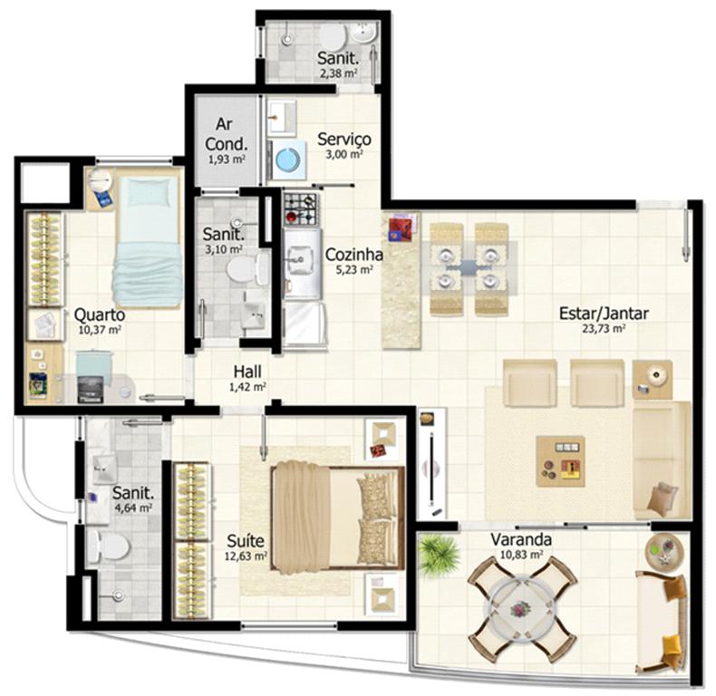 Venda Apartamento Salvador Horto Florestal REO480740 7