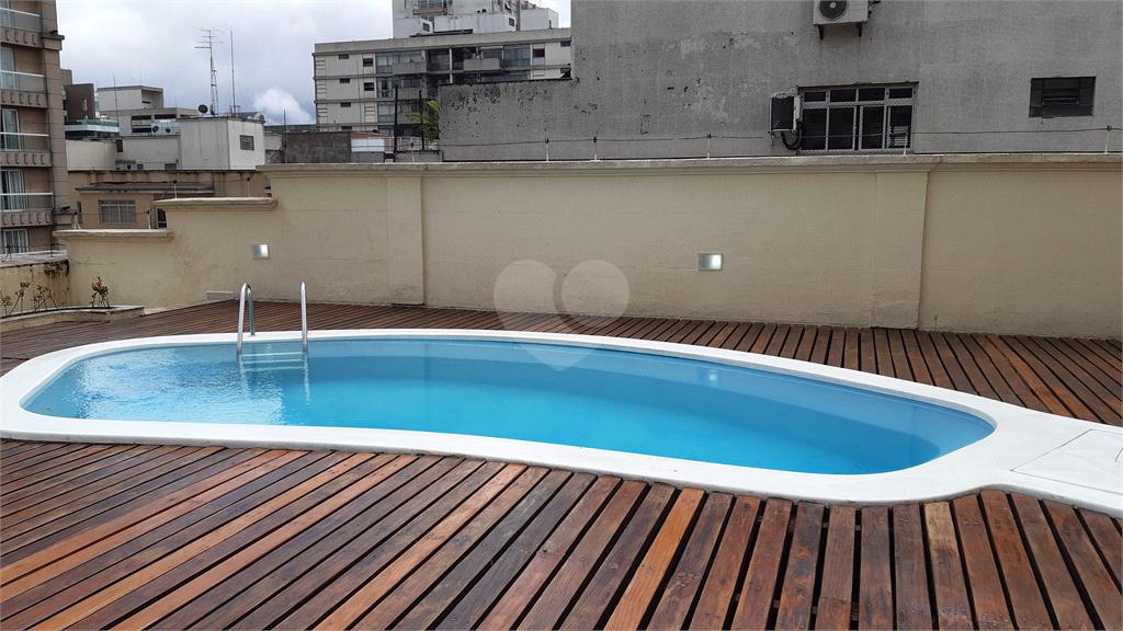 Venda Apartamento São Paulo Cerqueira César REO480775 3