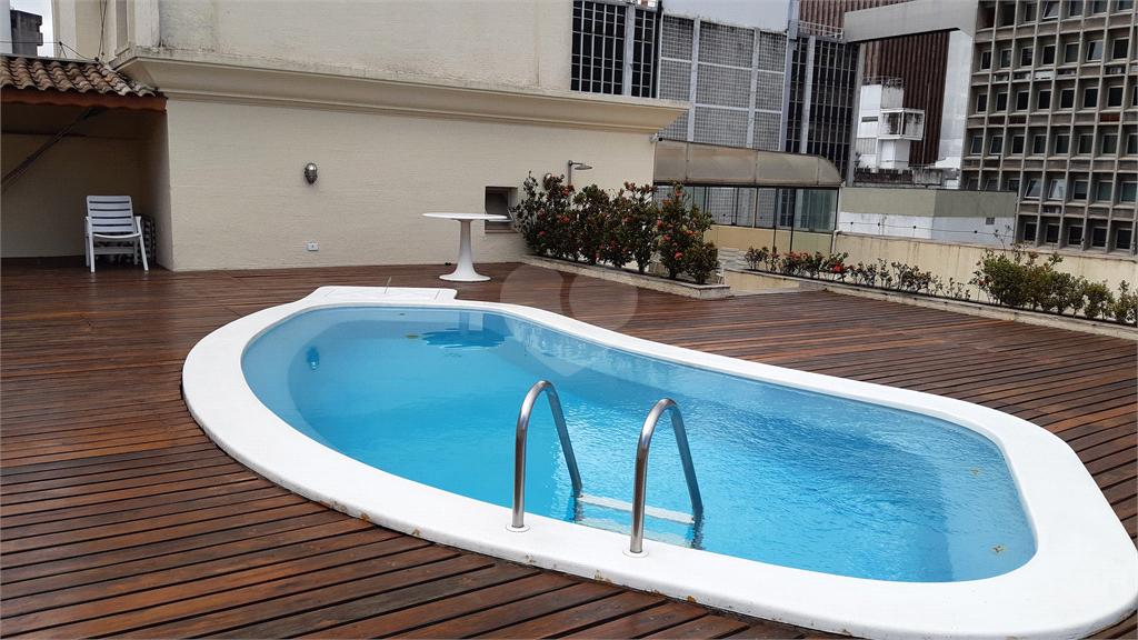 Venda Apartamento São Paulo Cerqueira César REO480775 34