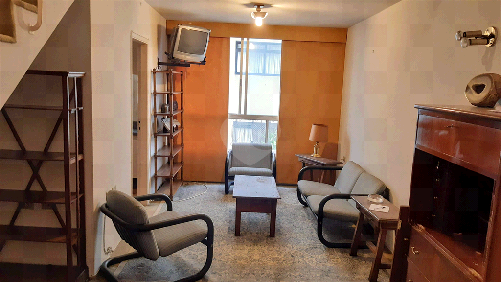 Venda Apartamento São Paulo Cerqueira César REO480775 4
