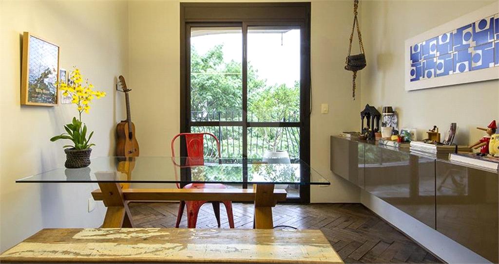 Venda Apartamento São Paulo Pinheiros REO481789 1