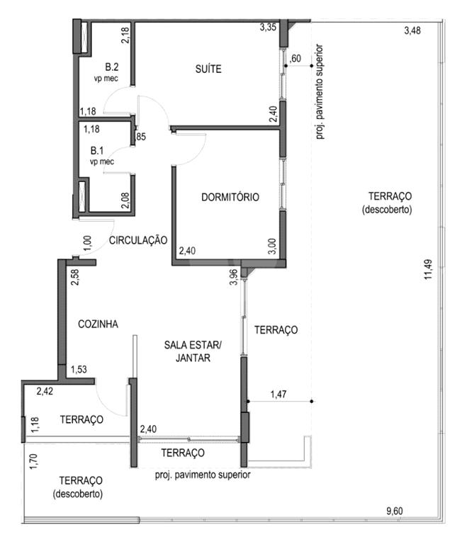 Venda Apartamento São Paulo Ipiranga REO484112 3