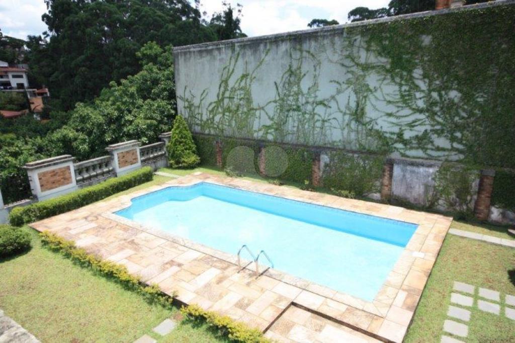 Venda Casa São Paulo Fazenda Morumbi REO48460 25