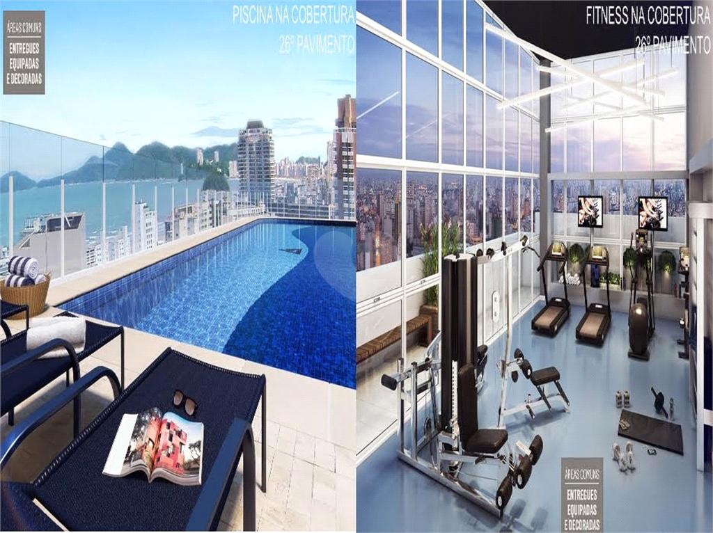 Venda Apartamento Santos Boqueirão REO486338 7