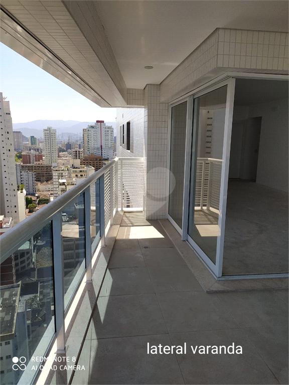 Venda Apartamento Santos Boqueirão REO486338 19