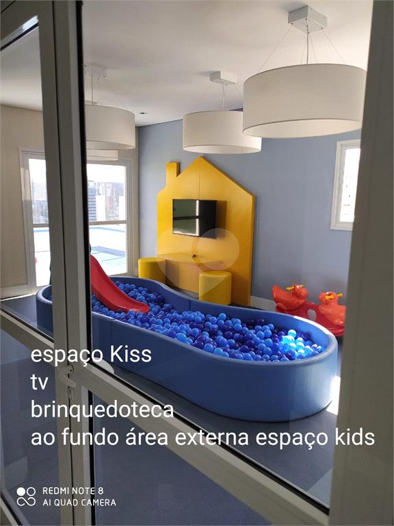 Venda Apartamento Santos Boqueirão REO486338 11