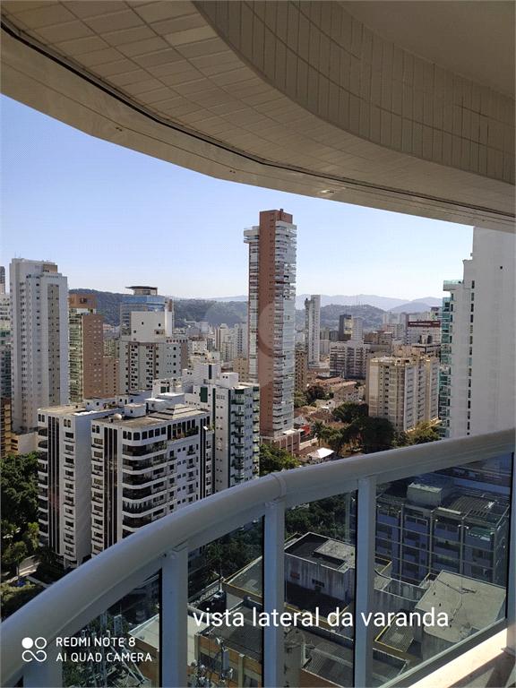 Venda Apartamento Santos Boqueirão REO486338 20