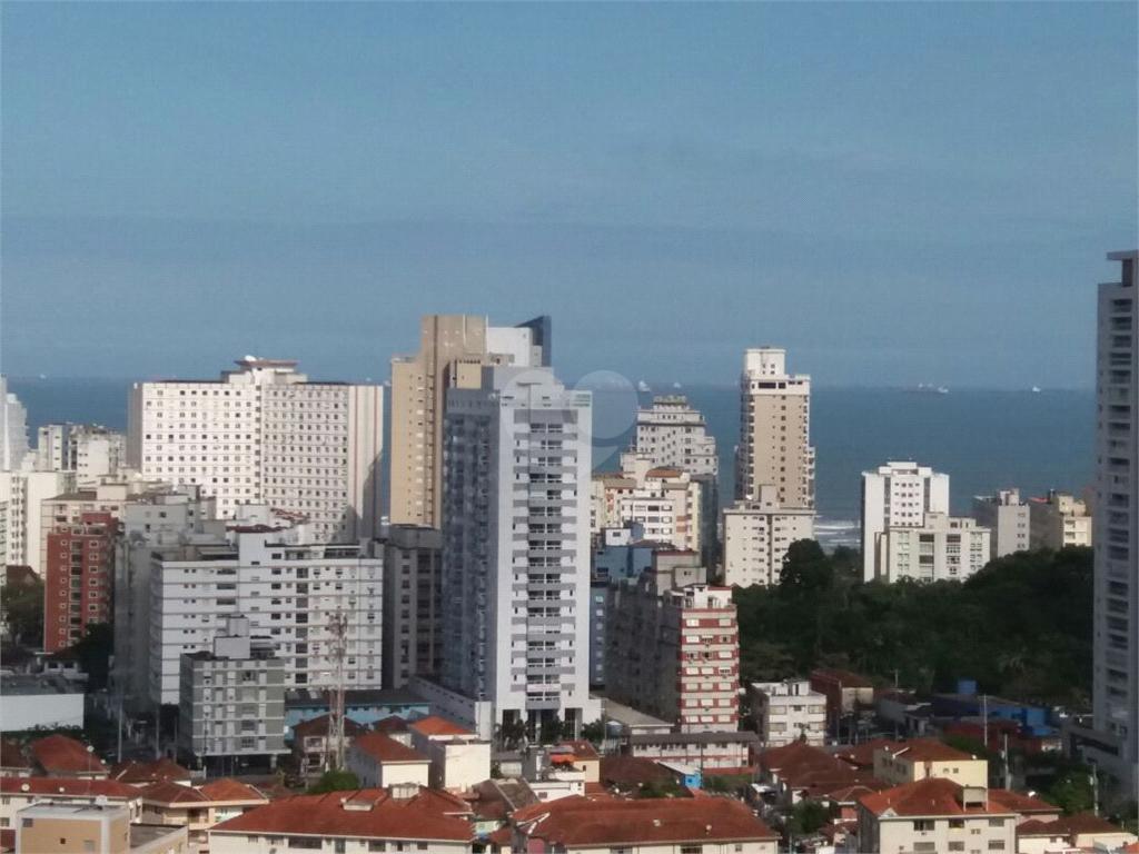 Venda Apartamento Santos Boqueirão REO486338 1