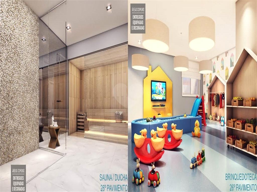 Venda Apartamento Santos Boqueirão REO486338 8