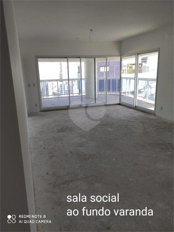 Venda Apartamento Santos Boqueirão REO486338 39