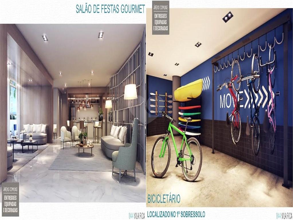 Venda Apartamento Santos Boqueirão REO486338 6