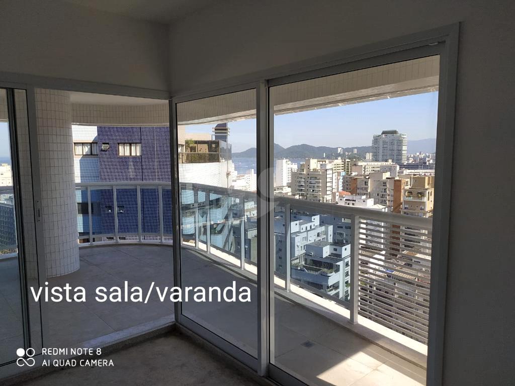 Venda Apartamento Santos Boqueirão REO486338 40