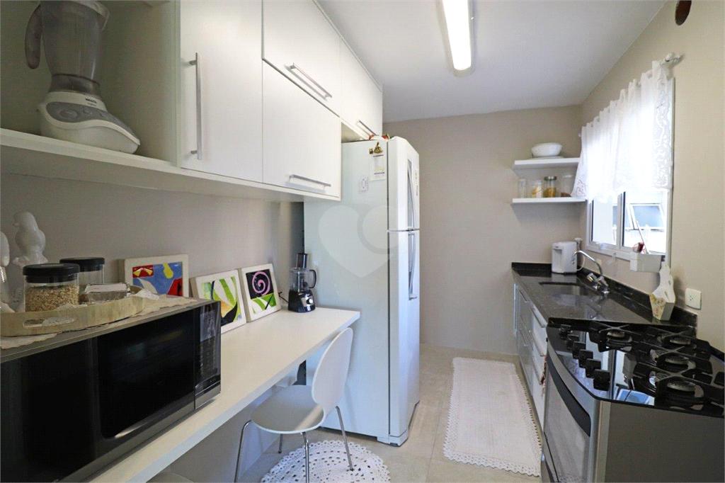 Venda Apartamento São Paulo Brooklin Paulista REO487648 16