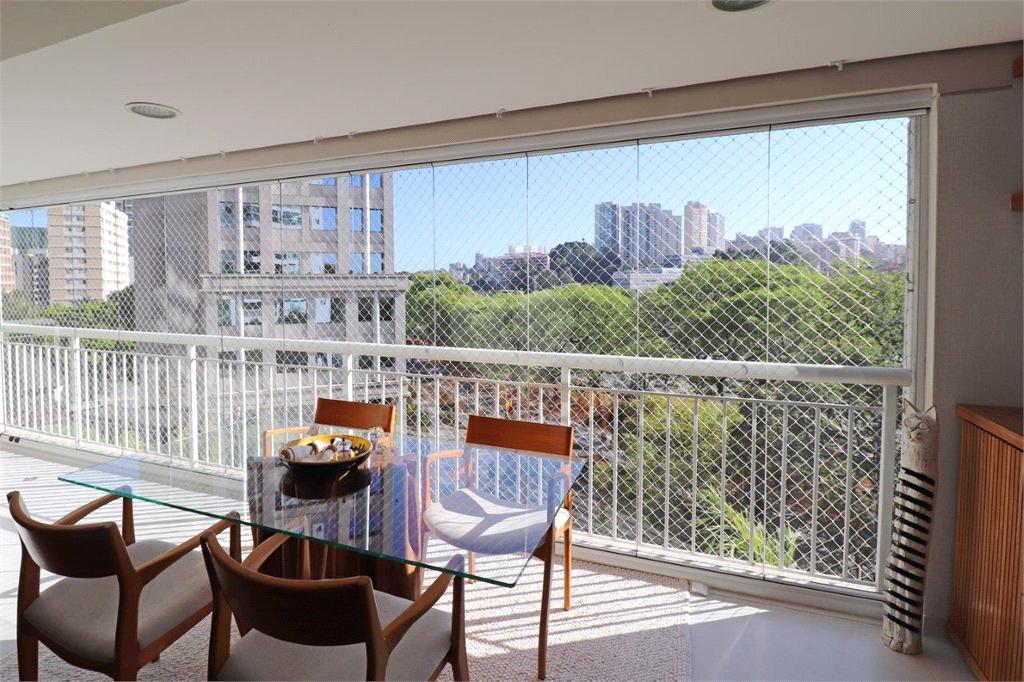 Venda Apartamento São Paulo Brooklin Paulista REO487648 3