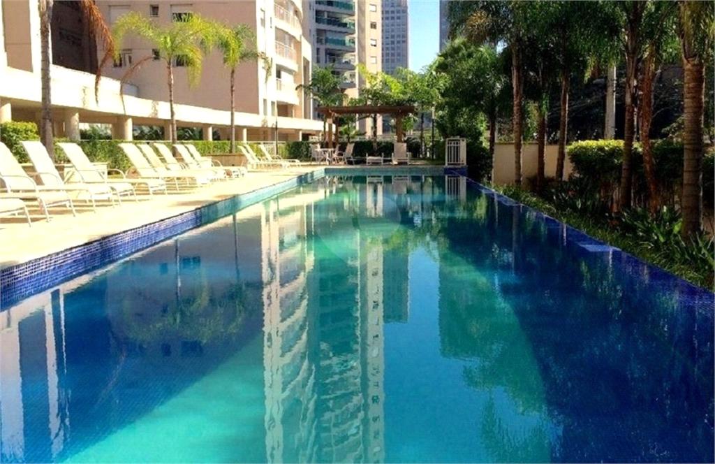 Venda Apartamento São Paulo Brooklin Paulista REO487648 18