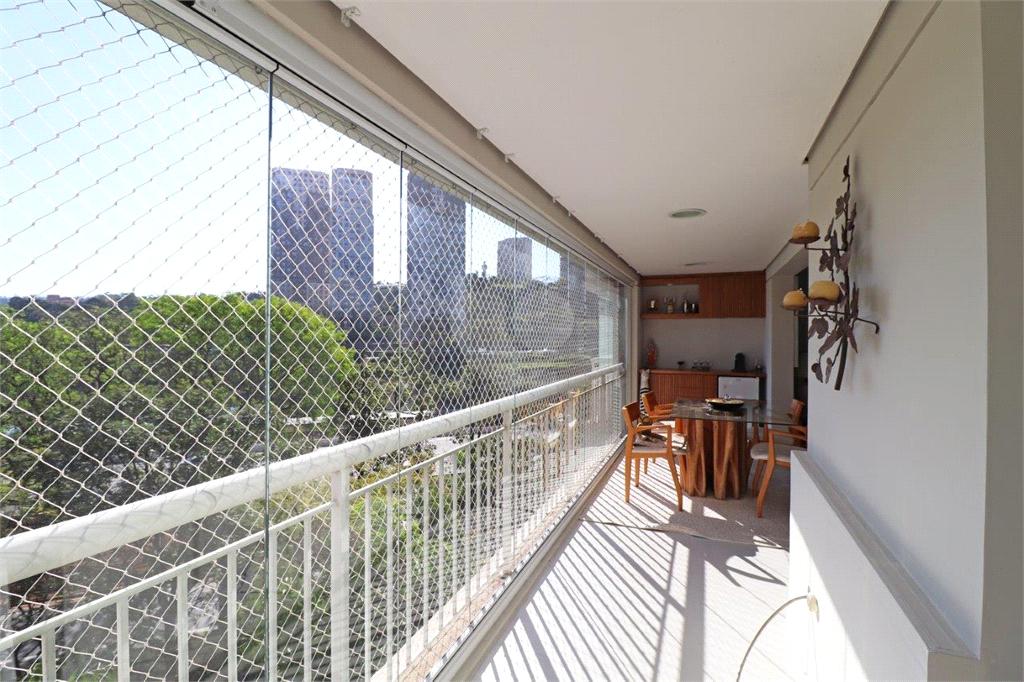 Venda Apartamento São Paulo Brooklin Paulista REO487648 5