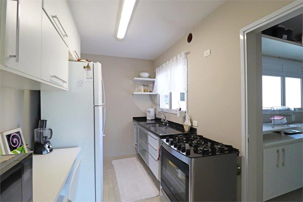 Venda Apartamento São Paulo Brooklin Paulista REO487648 15