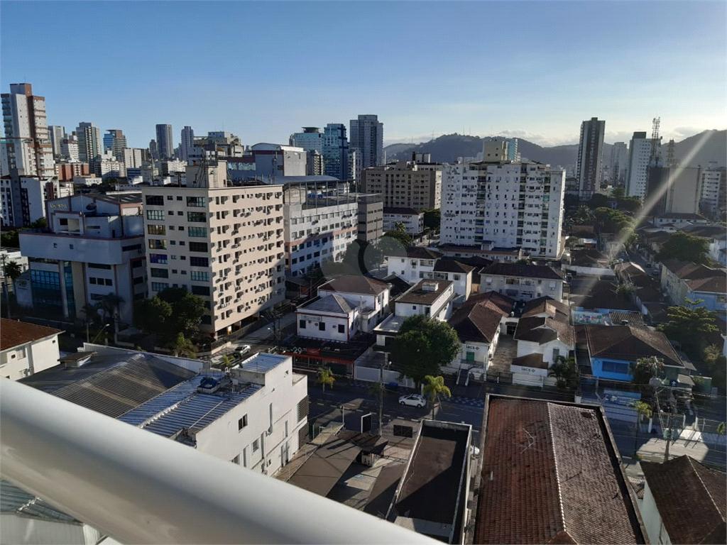 Venda Apartamento Santos Boqueirão REO489406 34