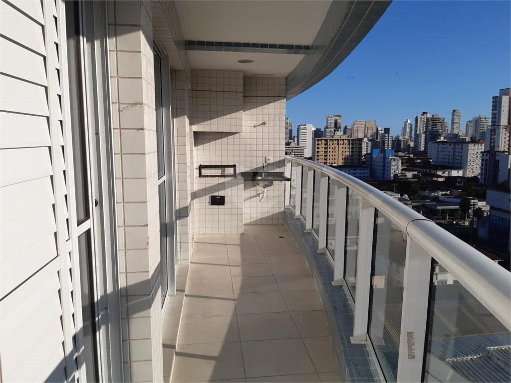 Venda Apartamento Santos Boqueirão REO489406 40