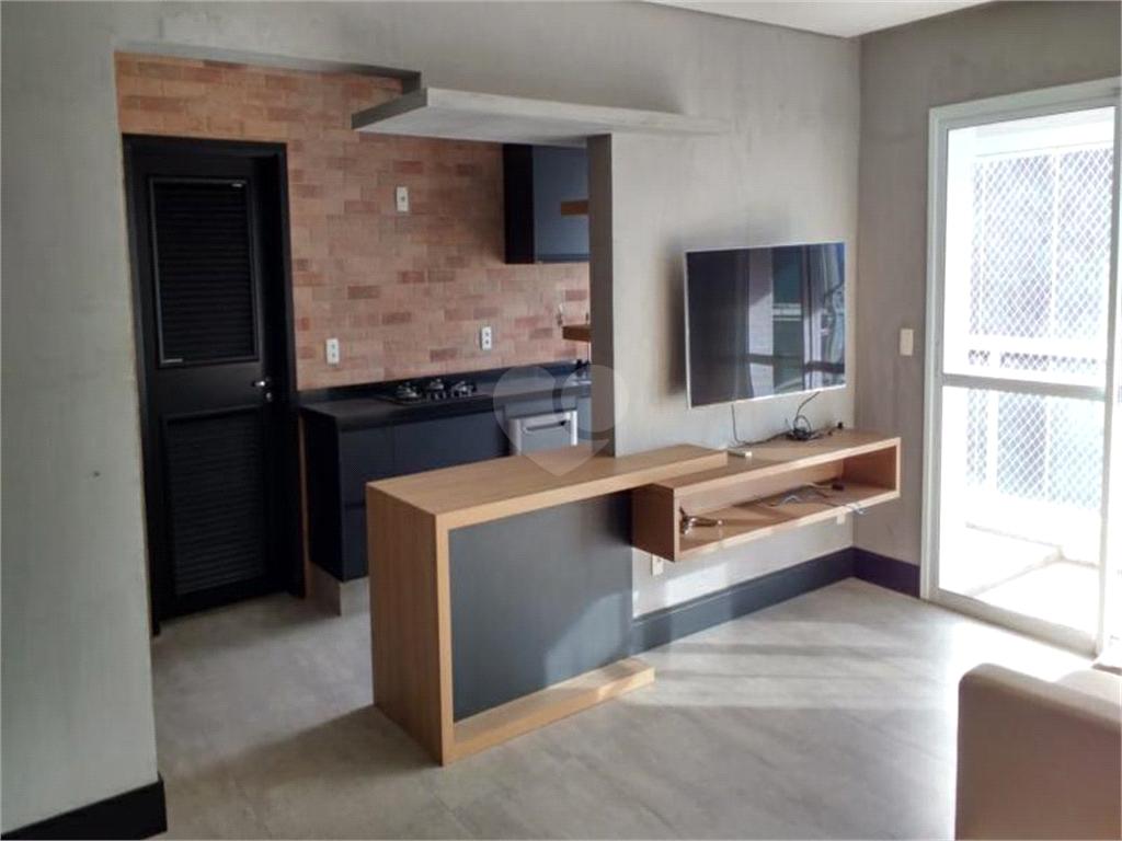 Aluguel Apartamento Santos Marapé REO490520 2