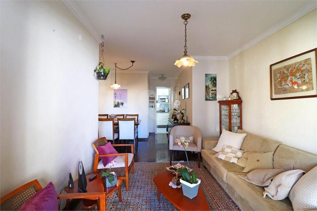 Venda Apartamento São Paulo Sumarezinho REO490654 8