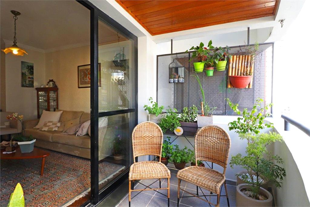 Venda Apartamento São Paulo Sumarezinho REO490654 2