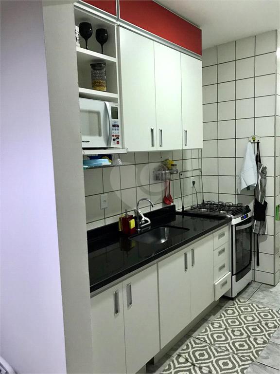 Venda Apartamento Mogi Das Cruzes Vila Vitória REO490695 2
