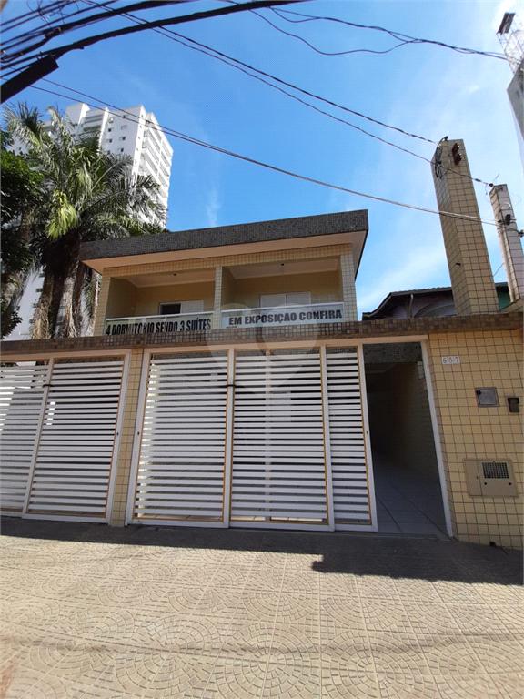 Venda Casa Praia Grande Canto Do Forte REO491482 3