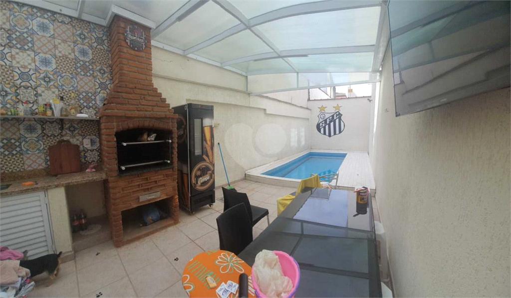 Venda Casa térrea Santos Boqueirão REO491908 18