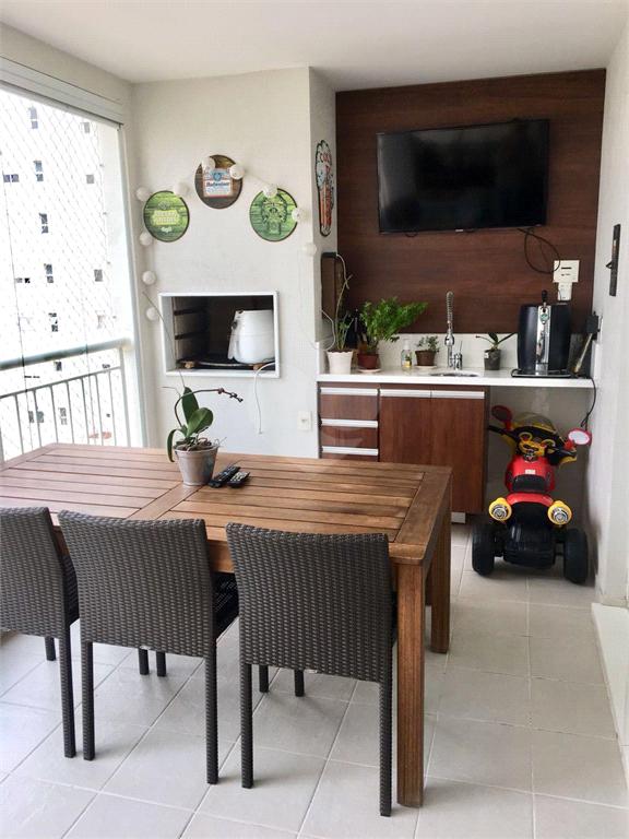 Aluguel Apartamento Santana De Parnaíba Tamboré REO494363 2