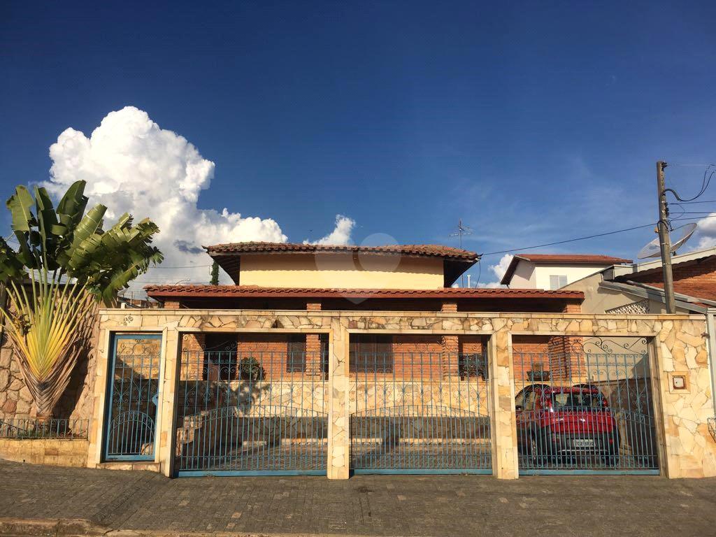 Venda Casa Campinas Jardim Do Lago REO495700 2