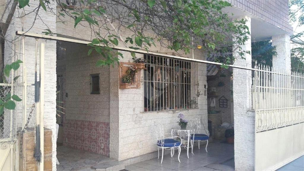Venda Casa de vila Rio De Janeiro Méier REO495878 2