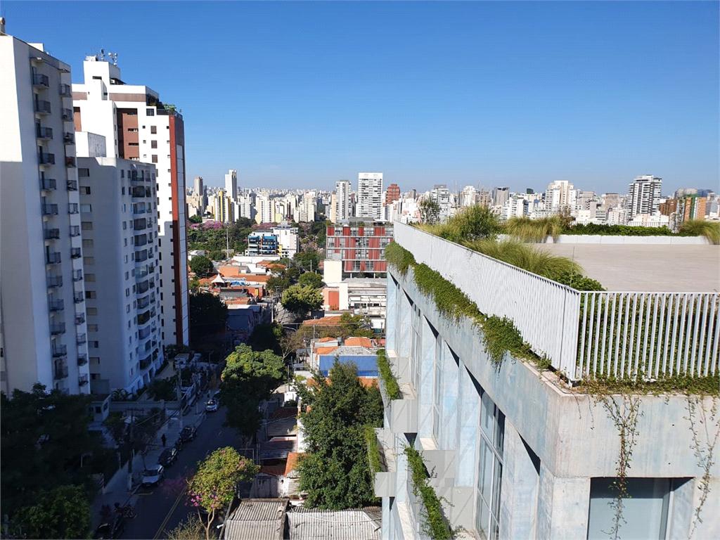 Venda Cobertura São Paulo Vila Madalena REO499103 13