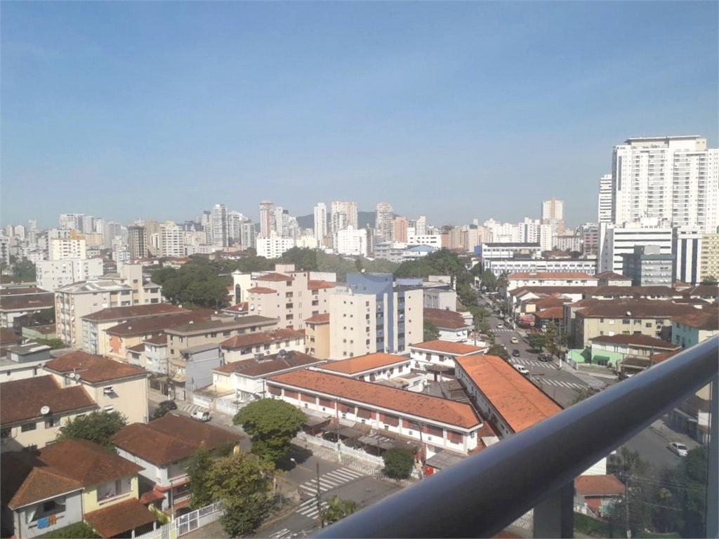 Venda Apartamento Santos Boqueirão REO499449 23