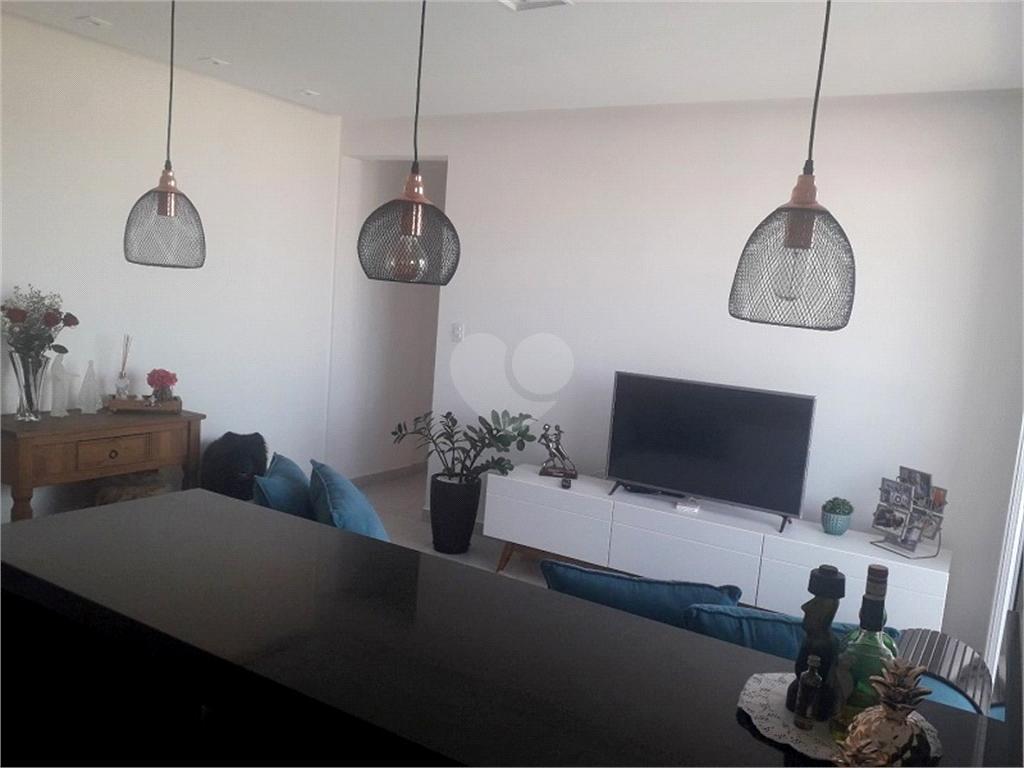 Venda Apartamento Santos Boqueirão REO499449 3