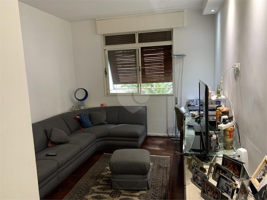 Venda Apartamento São Paulo Santa Cecília REO500320 13