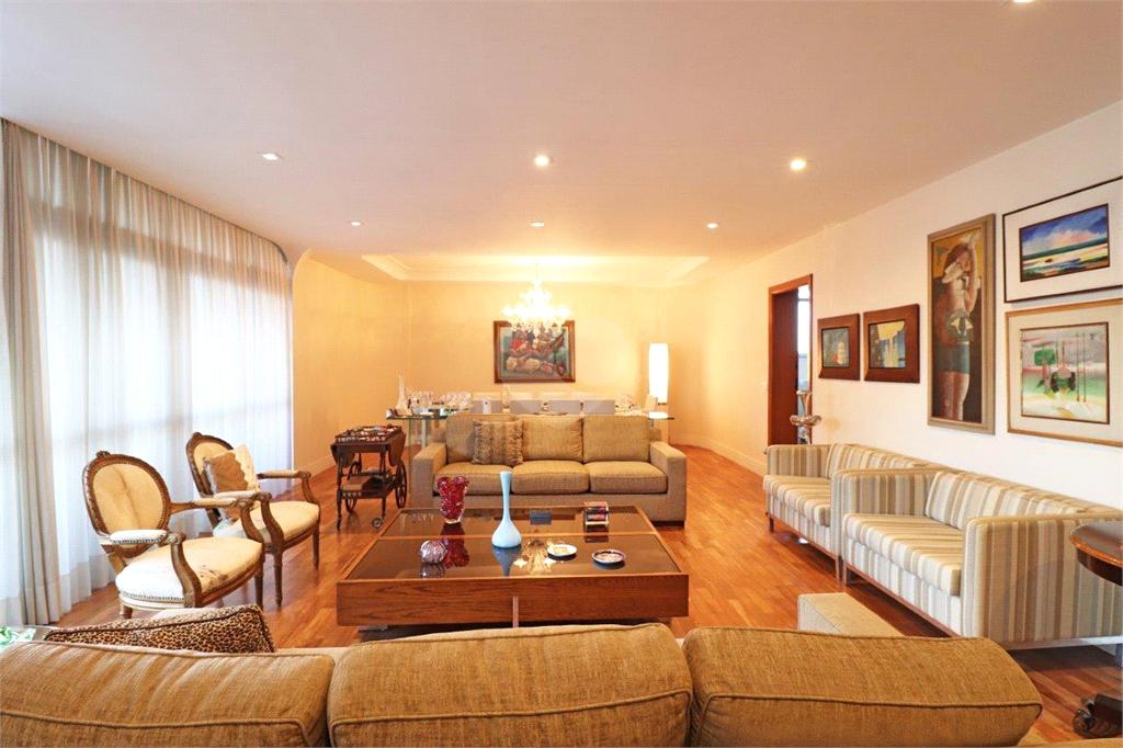 Venda Apartamento São Paulo Jardim Paulista REO500978 12