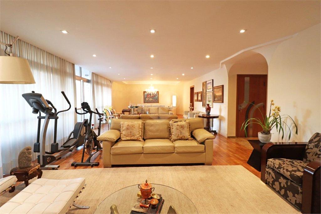 Venda Apartamento São Paulo Jardim Paulista REO500978 9