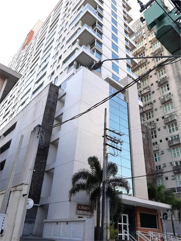 Aluguel Apartamento Santos Gonzaga REO504625 16